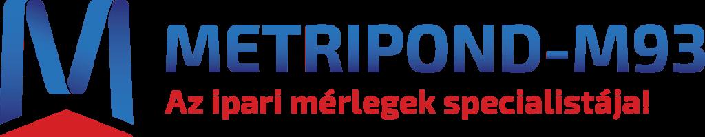 Metripond M93 logó